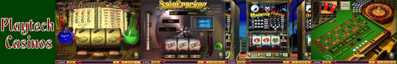 Playtech Casinos the most complete listing of Playtech Casinos